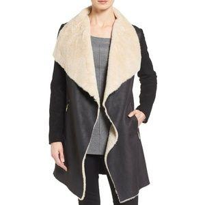 Calvin Klein Women's Faux Shearling Jacket